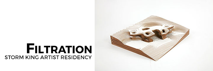 Filtration - Storm King Artist Residency