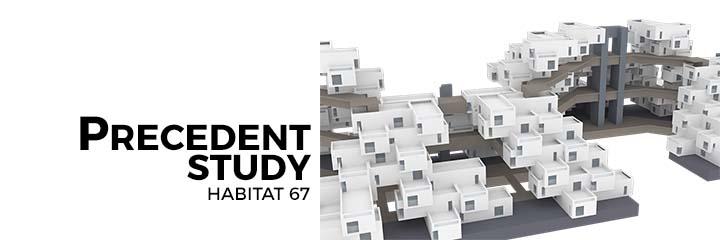 Precedent Study - Habitat 67