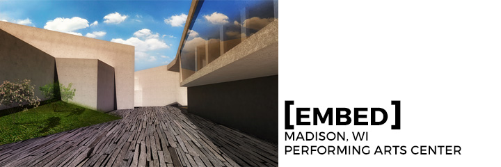 [EMBED] - Madison WI Performing Arts Center